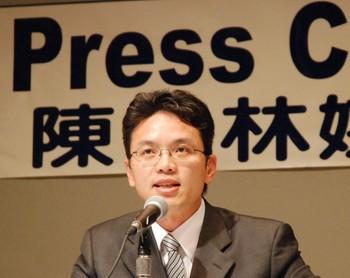 Бывший чиновник китайского консульства Чэнь Юнлинь. Фото: Великая Эпоха (The Epoch Times)