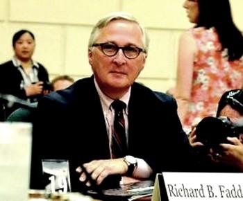Ричард Фадден, директор канадской службы безопасности и разведки. Фото: Мэтью Литл/ Великая Эпоха