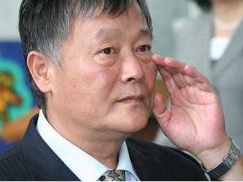 Известный китайский диссидент Цзиншэн Вэй. Фото: Gary Feuerberg /The Epoch Times