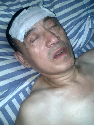 Ли Хункуй, последователь Фалуньгун из Харбина. Он умер в больнице в августе этого года после того, как был жестоко избит охранниками в тюрьме. Преследование последователей Фалуньгун было усилено в преддверие XVIII съезда, по данным исследовательской группы. Фото: minghui.org
