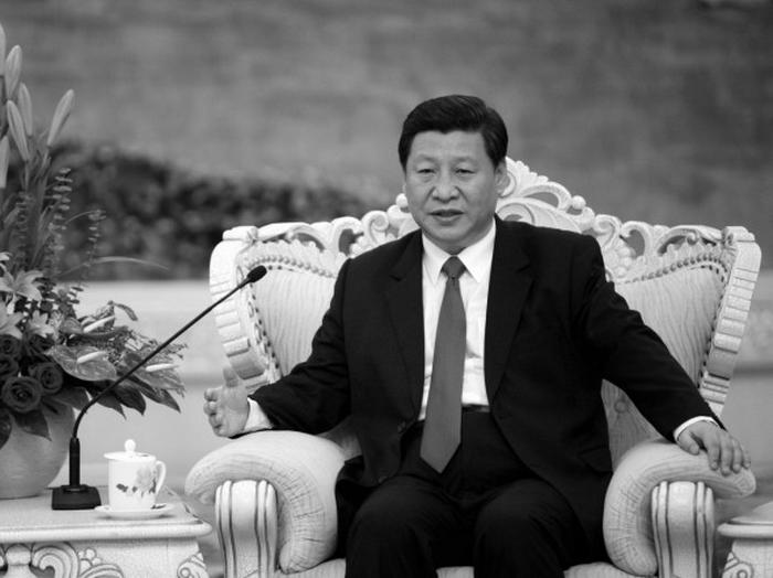 Си Цзиньпин в Большом Народном Зале в Пекине 29 августа 2012 года. Взгляды Си стали предметом большого интереса. Фото: How Hwee Young/AFP/Getty Images