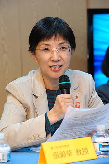 Профессор Чжан Цзиньхуа. Фото: Сун Билун/Великая Эпоха