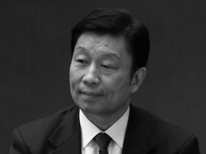 Ли Юаньчао на XVIII съезде компартии Китая. Фото: Feng Li/Getty Images