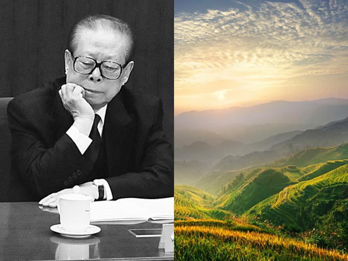 Редакция «Великой Эпохи» считает, что катастрофы, происходящие последние 13 лет в Китае, ставят каждое правительство и каждого человека во всём мире перед выбором. Фото: слева: Minoru Iwasaki-Pool/Getty Images; справа: creekmyst/Photos.com