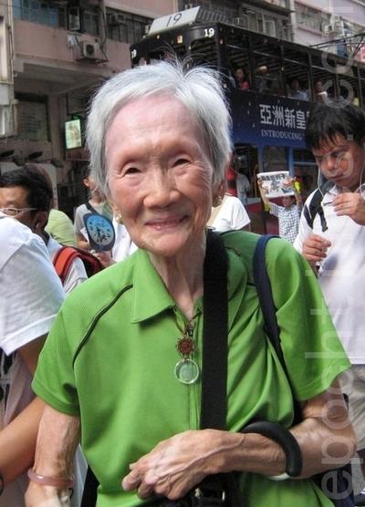 Мать Лиина. Фото: Чжэн Ли Чжу / The Epoch Times