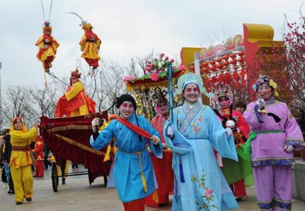 5 апреля в Китае отмечают праздник — Цинмин. Фото: Getty Imeges