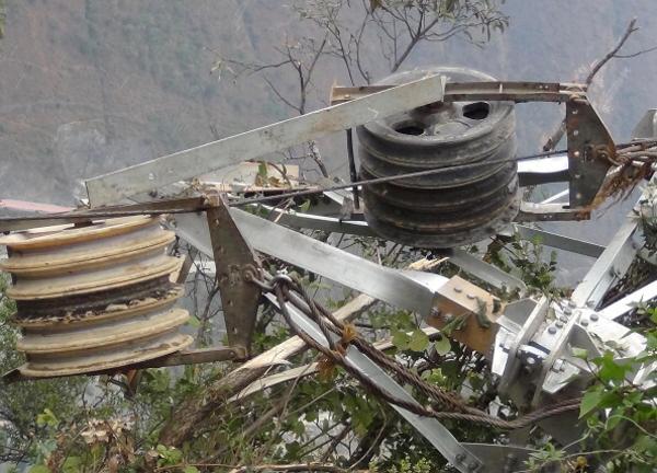 В результате обрушения 8 человек погибли и трое раненных, сообщают местные СМИ.Фото:ChinaFotoPress/Getty Images