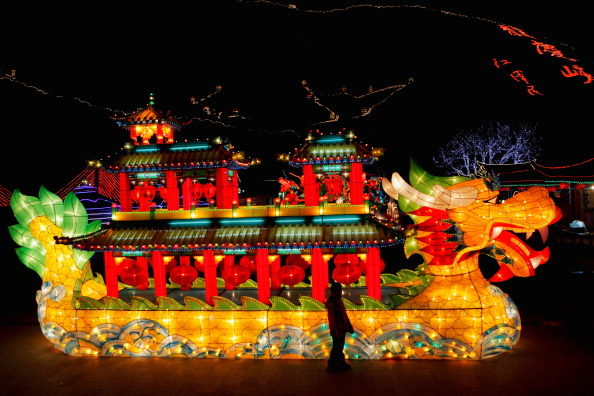 Фоторепортаж. Пекин. Фото: Lintao Чжан / Getty Images