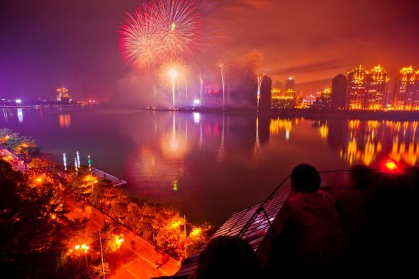 Huizhou. . Фото: ChinaFotoPress / Getty Images