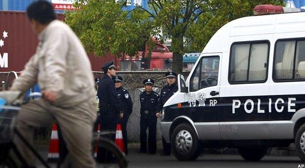 В Китае вспыхнула многотысячная забастовка водителей грузовиковФото:kanzhongguo.com