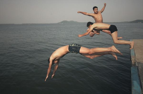 На юге Китая температура превышает 40 градусов. Фото: epochtimes.com