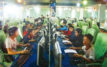 В Пекине насчитывается более 100 тысяч Интернет пользователей в возрасте до 10 лет.