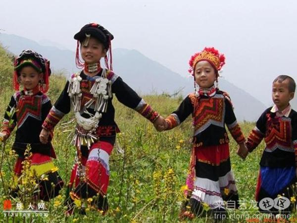 Свадебные обычаи народности изу. Фото:epochtimes.com