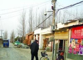 Уезд Линьцюань, в котором совершал свои преступления Дай Чинчен насиловал женщин. Фото с news.163.com