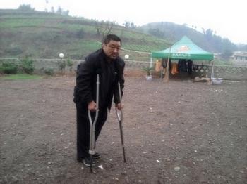 В Китае проживает более 80 миллионов инвалидов. Фото: epochtimes.com