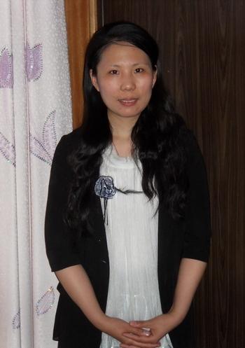 Ли Шаньшань, жена последователя Фалуньгун Чжоу Сяняна