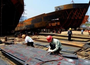 Рост китайской экономики в 2012 году понизится до 7,5%. Фото: AFP