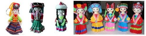 Китайские сувениры и украшения, которые производят заключённые в провинции Юньнань