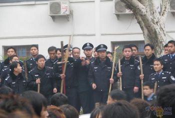 В Китае непрерывно растёт число акций народного протеста. Фото с epochtimes.com
