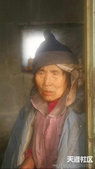Власти содержат стариков в ужасных условиях. Провинция Хэйлунцзян. Ноябрь 2011 год. Фото с epochtimes.com