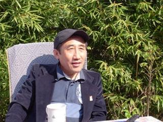 Хай Мин, Председатель Народной партии Внутренней Монголии. Фото: RFA