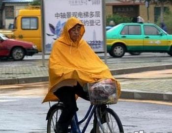 Провинция Шэньси уже более десяти дней страдает от ливневых дождей. Сентябрь 2011 год. Фото с epochtimes.com
