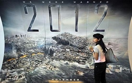 Китайцы готовятся к концу света. Фото: AFP/Getty Images