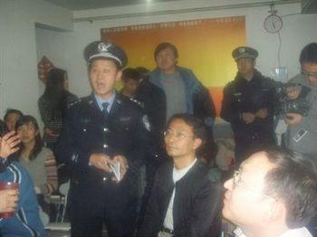 В Китае власти часто препятствуют деятельности домашних христианских церквей. Фото: boxun.com