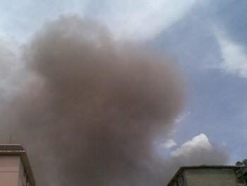 Возможная утечка газа на металлургическом комбинате привела к отравлению около 100 крестьян. Фото с epochtimes.com