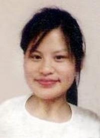 Ван Юйцзе. Умерла в результате пыток в возрасте 23 лет. Город Ухань. 2011 год. Фото с minghui.org