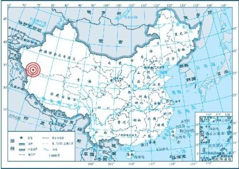 За два месяца в китайском Синьцзяне произошло 7 землетрясений