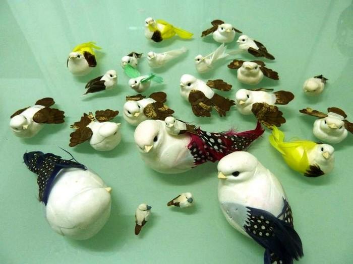 Сувениры, изготовленные в женском исправительном лагере провинции Цзилинь