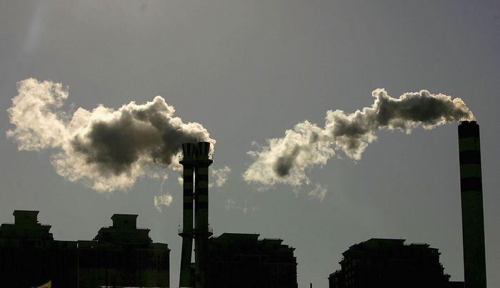 Экологию в жертву ВВП. Фото: China Photos/Getty Images
