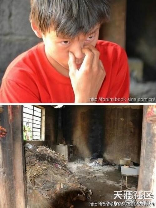 Чжан И и его комната. Фото: Сяоян Кэай