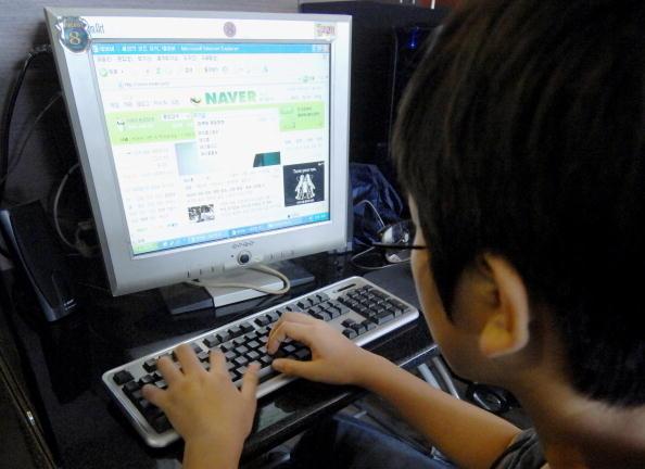 Третья часть всех хакерских атак в мире исходит из Китая. Фото: AFP/Getty Images