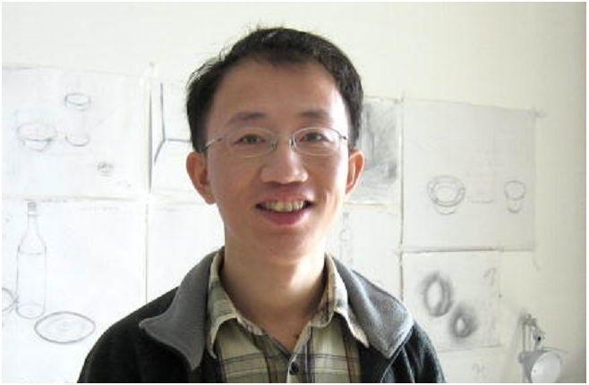 Китайский правозащитник Ху Цзя. Фото: Getty Images