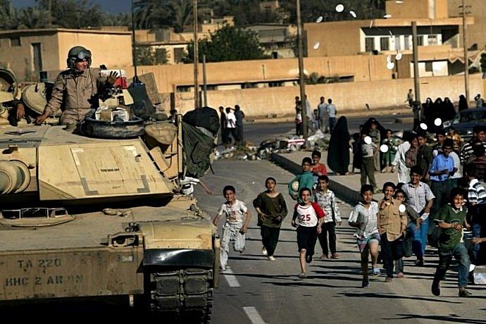 Фотографии Ирака, которые не публикуют китайские СМИ. Фото с epochtimes.com