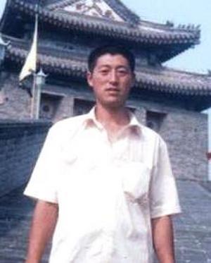 Лю Цзинцзюнь. Фото с minghui.org