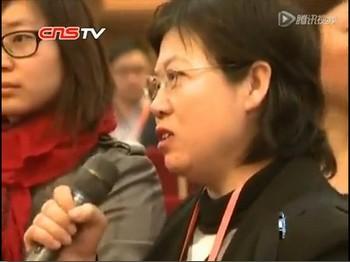 Журналистка рассказала китайским руководителям, зачем нужно защищать окружающую среду