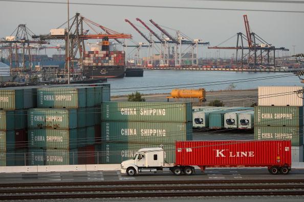 Судоходная отрасль Китая терпит значительные убытки. Фото с epochtimes.com