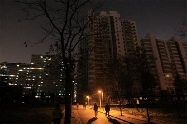 Район-призрак в Пекине. Фото с epochtimes.com