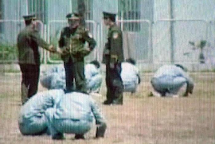 Система трудового перевоспитания в Китае направлена на подавление инакомыслия и критики правительства. Фото с epochtimes.com