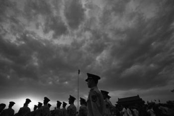 Режим КНР старается пресекать деятельность любых народных организаций, видя в них опасность для своей власти. Фото: Getty images