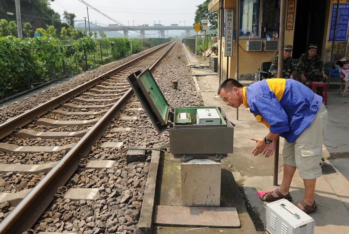Министерство железных дорог Китая имеет миллиардный долг. Фото: PHILIPPE LOPEZ/AFP/Getty Images
