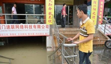 Последствия ливней и града в южном Китае. Май 2013 года. Фото с epochtimes.com