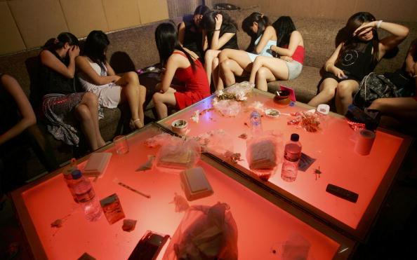 В Китае, несмотря на запрет правительства, большими темпами развивается секс-индустрия. Фото: Getty Images