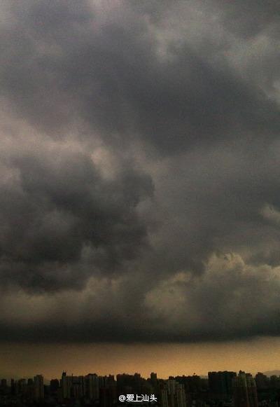 Непогода в провинции Гуандун. Май 2013 года. Фото с epochtimes.com