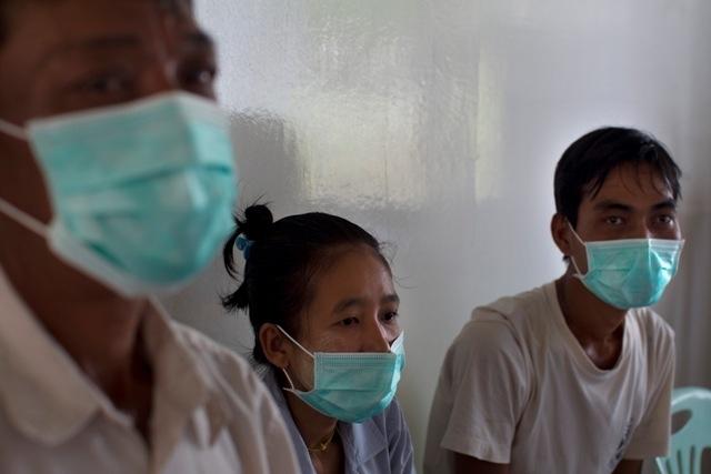 От туберкулёза в Китае умирает по одному человеку каждые 10 минут. Фото: AFP/Getty Images