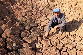 Засуха в Китае. Фото с epochtimes.com