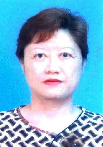 Последовательница Фалуньгун Нань Тяньбин, которую без суда отправили в исправительный лагерь на два года. Фото: minghui.org